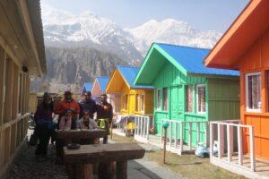 Alpine Bakery Manang