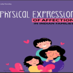 Physical affection in Indian families